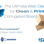 Corrugated week Corrucleaner forClean_and Printable Corrugated board